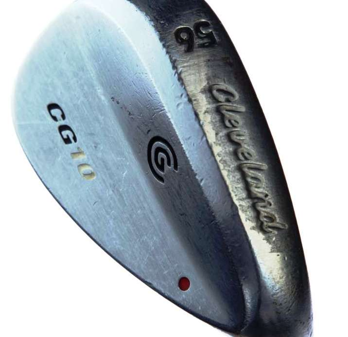 Below Average Condition Wedge Sole
