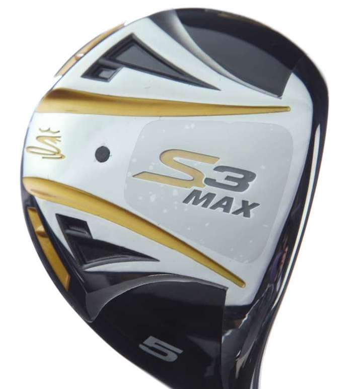 New Condition Fairway Wood Sole